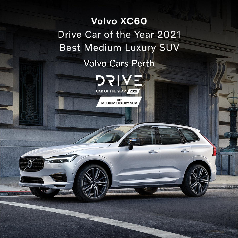 XC60 DCOTY 2021