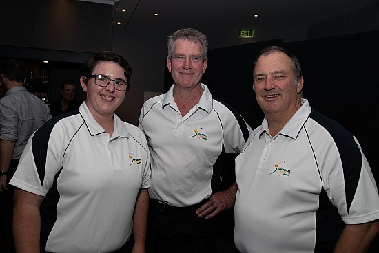 Softball Victoria Presentation Night
