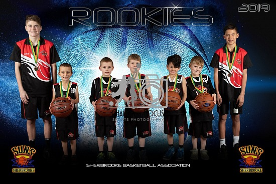 Sherbrooke Domestic Finals Team Photos