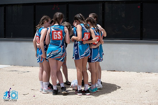 Ringwood North Netball U15 Grand Final