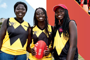Growing The Game - Multicultural Programs