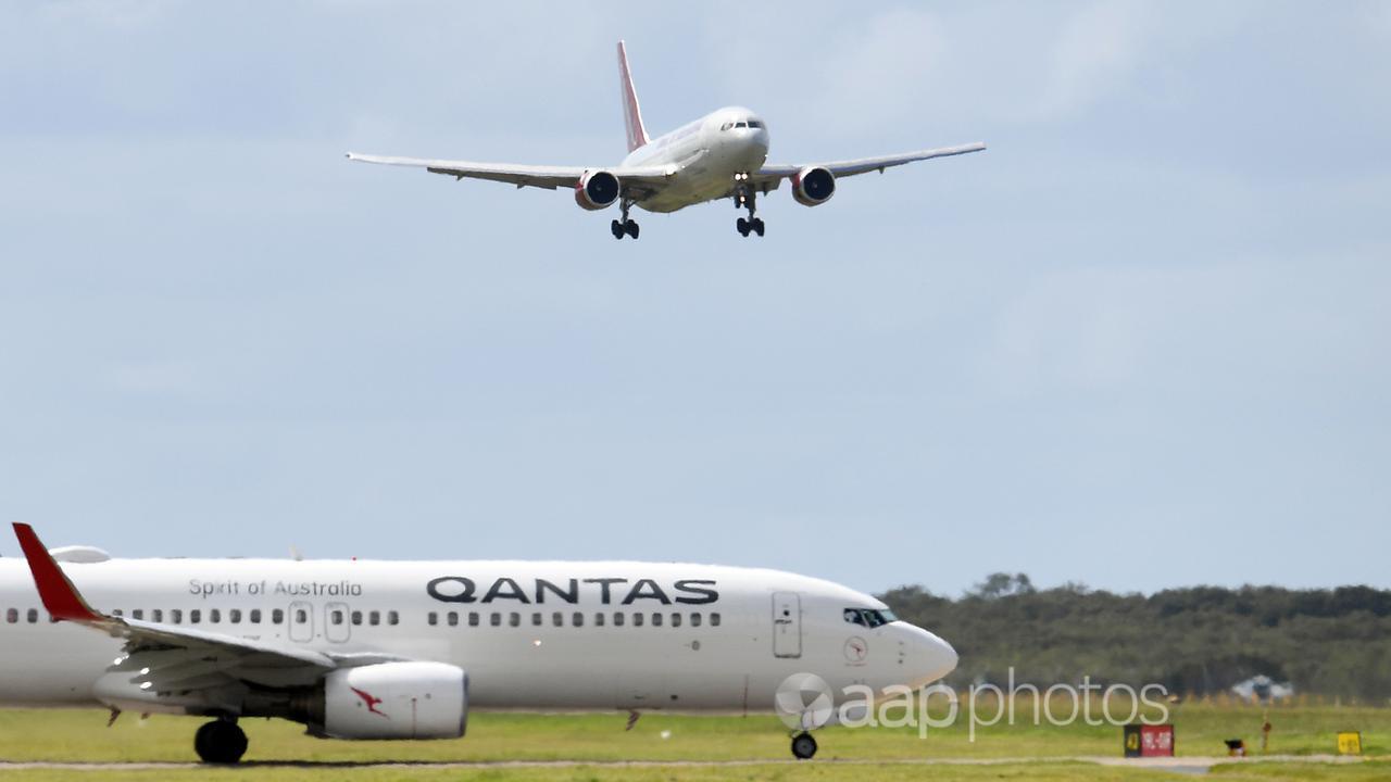 New Runway Spells End Of Holding Pattern Australian Associated Press