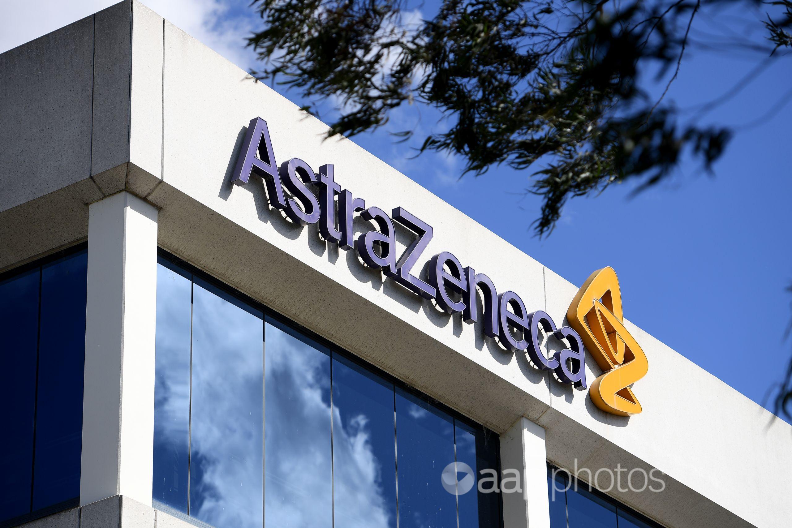 AstraZeneca's headquarters in Sydney