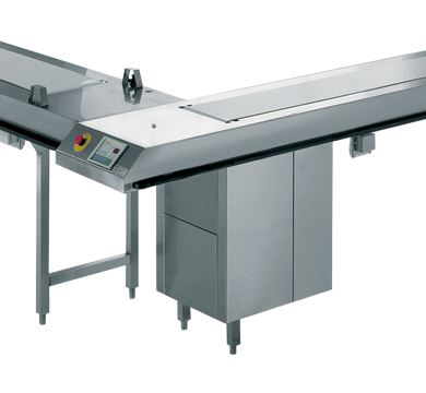 Rieber 3000mm Food Distribution Conveyor Belt