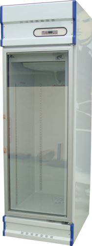 Anvil Aire GDJ0640 One Door Display Fridge