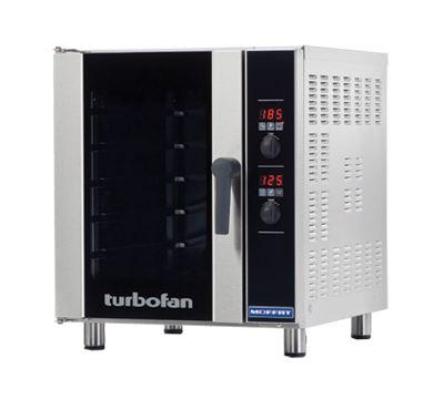 Turbofan E33D5 Digital Electric Convection Oven