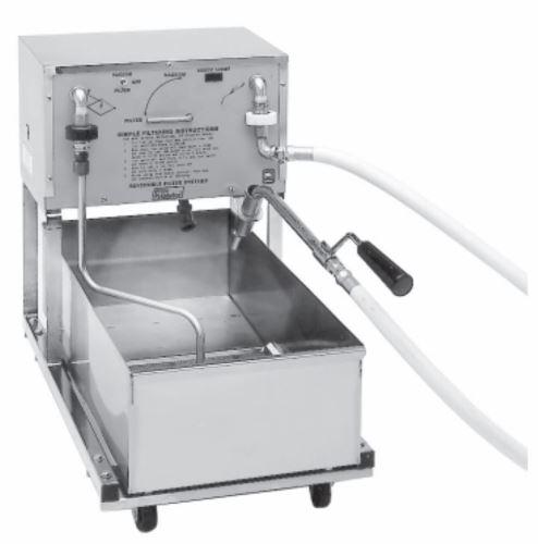 Pitco RP18 Portable Filter