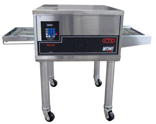 CTX DZ33I WOW Conveyor Oven