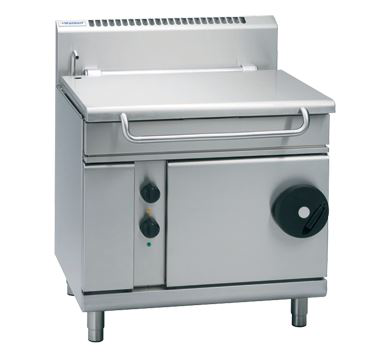Waldorf 800 Series 900mm Electric Tilting Bratt Pan Low Back Version