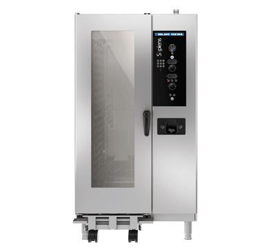 Blue Seal Sapiens E21SDW - 20 Tray Electric Combi-Steamer Oven