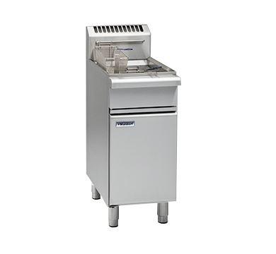 Waldorf 800 Series FN8118G - 400mm Gas Fryer