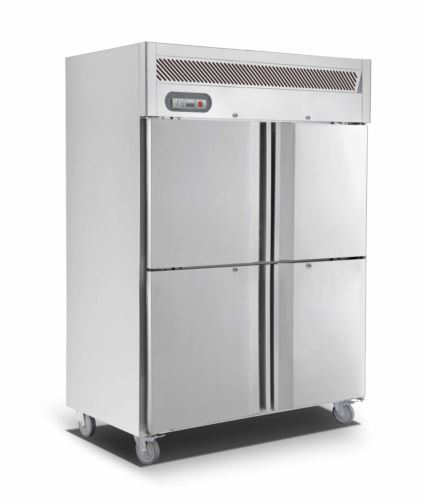 Saltas EUS2142 Double Split Door Upright Freezer