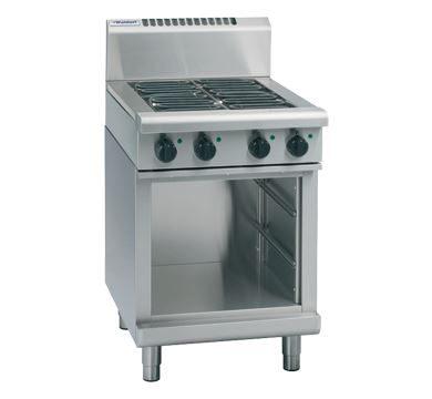 Waldorf 800 Series 600mm Electric Cooktop  Cabinet Base