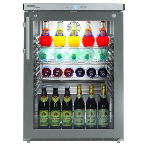 Liebherr FKUv 1663 Food Service Table Height Refrigerator 141L