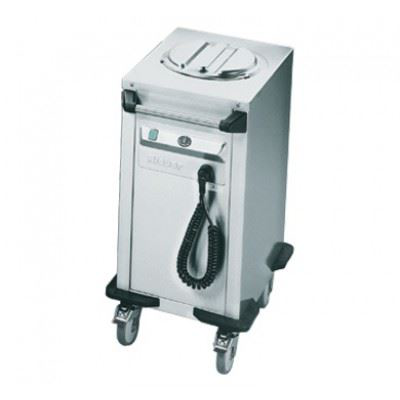 Rieber 41kgs Mobile Tubular Dispenser (Round) - Circular Air Heating