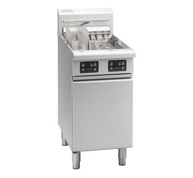 Waldorf 800 Series 450mm Electric Fryer Digital display electronic controls