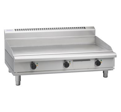 Waldorf 800 Series 1200mm Electric Griddle - Bench Model
