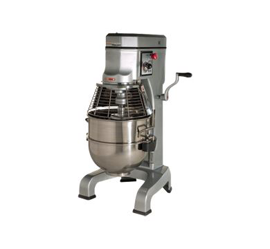 Paramount 40 Litre Planetary Mixer - 3 Phases - HUB Attachment Drive