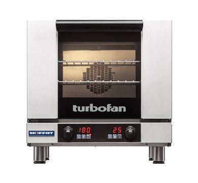 Turbofan E23D3 - Half Size Digital Electric Convection Oven