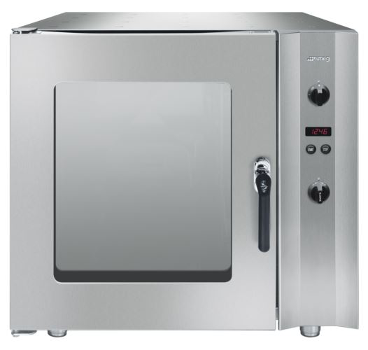 Smeg ALFA241VE Humidified electronic convection oven