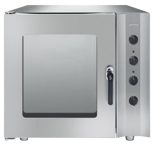 Smeg ALFA241XM Humidified convection oven