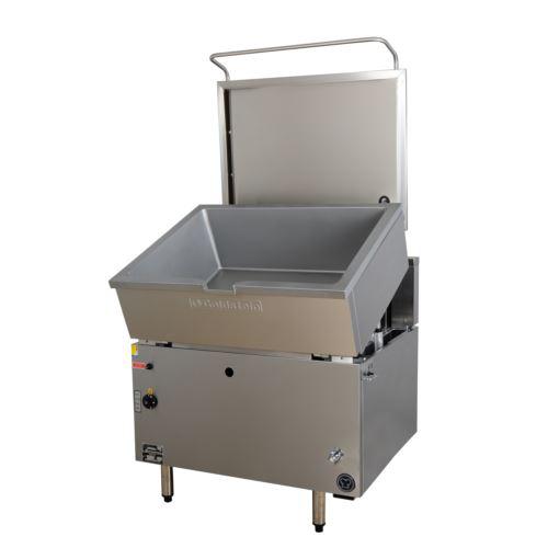 Goldstein TPG150 800 Series Gas Tilting Bratt Pan 150 litre nominal capacity