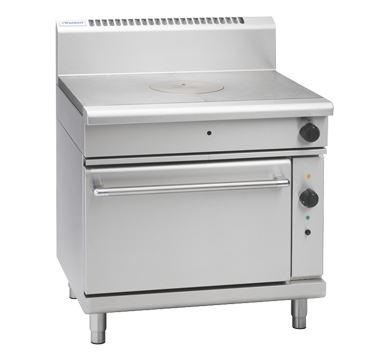 Waldorf 800 Series 900mm Gas Target Top Convection Oven Range