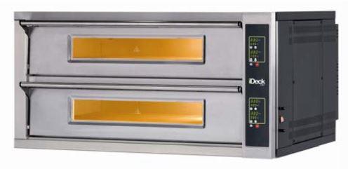 Moretti Electric Double Deck Pizza Oven