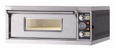 Moretti Forni PM 60.60 iDeck Electric Single Deck Pizza Oven
