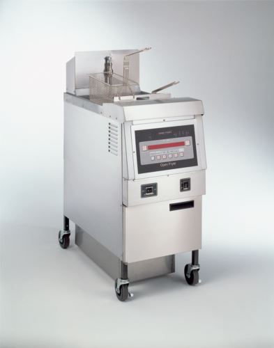 Henny Penny OFG321/1000 Full Gas Full Single Well Open Fryer With 1000 Computron Controls