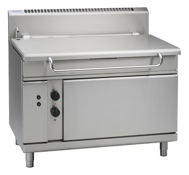 Waldorf 800 Series 1200mm Electric Tilting Bratt Pan