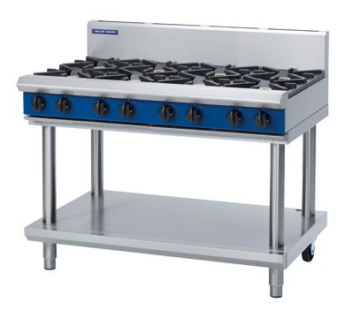 Blue Seal Evolution Series 1200mm Gas Cooktop  Leg Stand