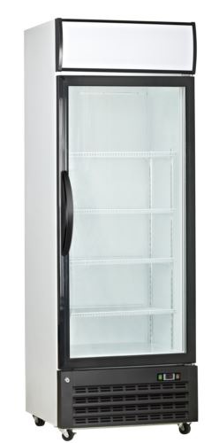 Saltas DFS2315 Single Glass Door Freezer