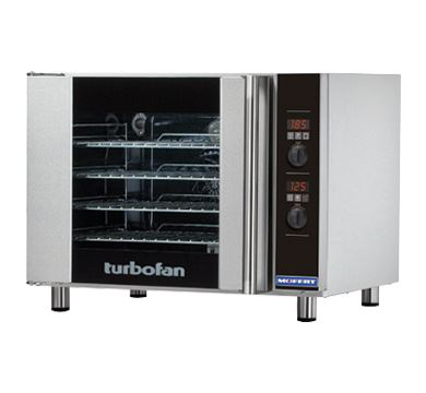 Turbofan Half Size Tray Digital Electric Convection Oven
