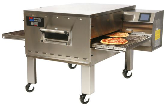 Middleby Marshall PS640G Gas Conveyor Oven