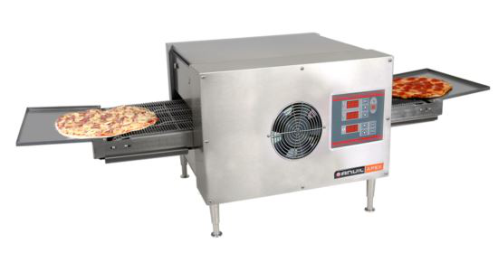 Anvil Apex POK0004 Countertop 12 inch Electric Conveyor Pizza Oven 3 Phase