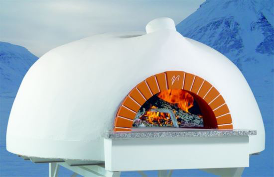 Commercial Woodfired Oven Igloo Series