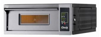 Moretti Electric Basic Deck Ovens With Electronic Controls