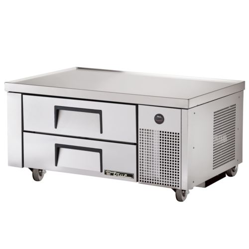 True TRCB-48 Chef Base Table - 2 x Refrigerated Drawers Under