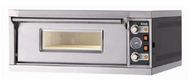 Moretti Forni PM72.72 Electric Basic Deck Ovens 4 X 28cm Pizza Capacity