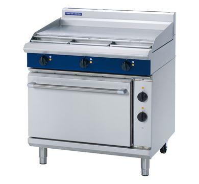 Blue Seal Evolution Series 900mm Electric Range Static Oven