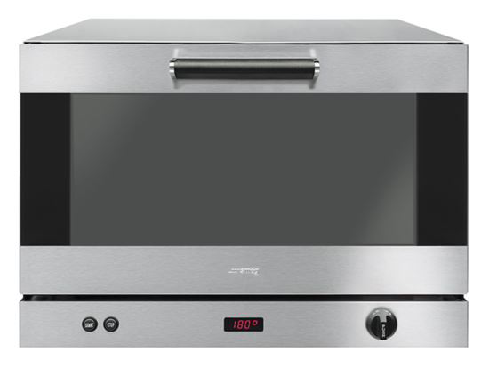 Smeg ALFA144GH Humidified electronic convection oven with grill