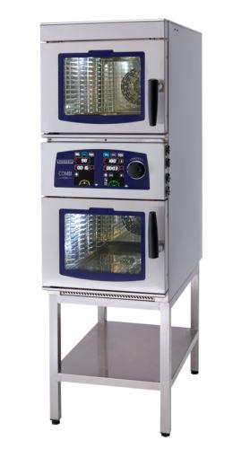 Hobart HMJ661E 6 + 6 x 1/1 GN Tray Combi Mini Oven