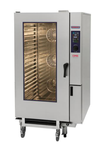 Hobart HEJ202E-C 20 x 2/1 GN Tray (40 x 1/1 GN Tray) Combi Oven