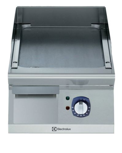 Electrolux 700XP E7FTEDSSI0 400mm wide Electric Fry Top Griddle