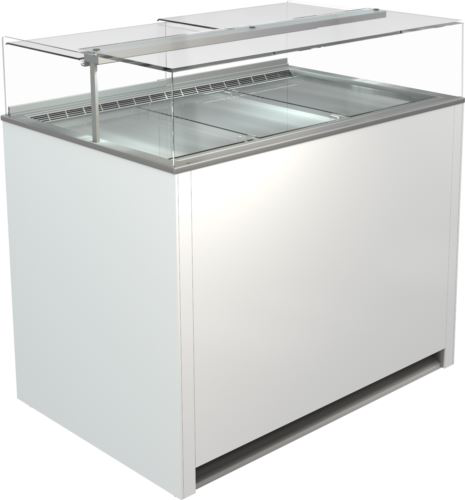 Cossiga LPRF12 La Patisserie Plus Refrigerated Display