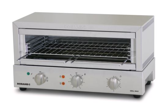 Roband GMX815 8 Slice Grill Max Toaster 15 Amp