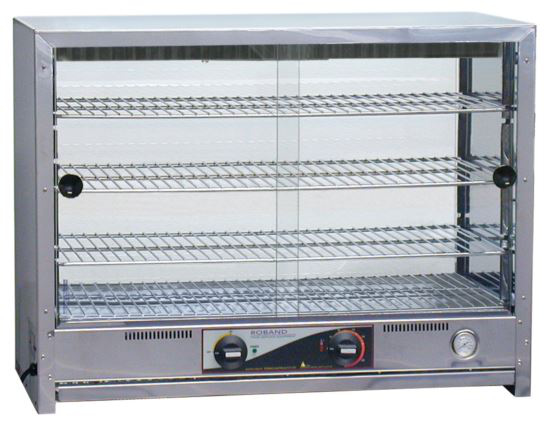 Roband PA80L Pie and Food Warmer 80 Pie Capacity