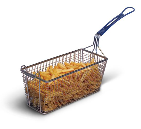 Robinox MC0611 Long Fryer Basket