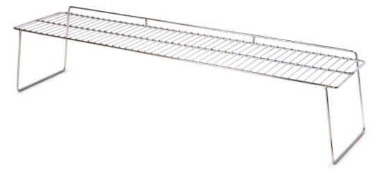 Roband SM23 Stainless Steel Midshelf To Suit 2 x 3 Pan Food Bars